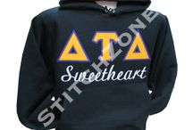 Delta Tau Delta / Hoodies, Zip-ups, Crest, and much more.