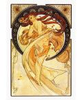 Alphonse Mucha / This is a retrospective of my favorite art noveau artist, the Czech painter, who died of pneumonia contracted after being interrogated by the Nazis in 1939. / by Renee King