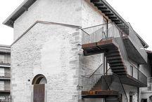 Monastery reuse
