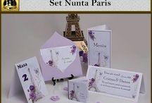 Set nunta Paris