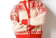 Kofter, traditional norwegian knit