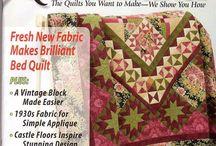Magazines - Quiltmaker