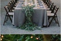 Garden/ Tent Wedding