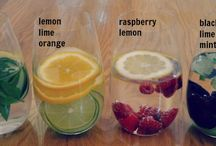 Drink recipes / by Cheri Summers