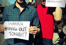 HGTV property brothers cuties! / by Tonya Willis