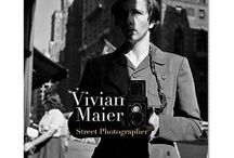 Vivian Maier / by Susan Lentell