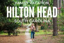 Hilton Head Island / Family Vacation hot spot - Hilton Head Island has everything you could dream of in a perfect getaway!