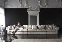 Drama and style / Baroque/Hollywood regency decor