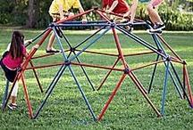 Front yard playground