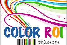 Colorful / It's all about colors