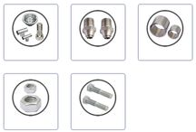 Stainless Steel Components / We are one of the most prominent Manufacturers, Suppliers and Exporters of Stainless Steel Components from India. We've gained the trust of our clients through our stringent quality checks, efficient quality, reliable product delivery and use of cutting edge technology for manufacturing our products. Our Stainless Steel components have various features such as corrosion resistance, abrasion resistance, precise design, higher strength etc.