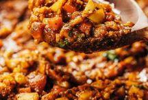 Cauliflower Recipes / The BEST recipes for cauliflower! #cauliflower #blumenkohl #ideas #inspiration #homemade #vegan #recipe #rezepte #lecker #vegetarian #vegetables