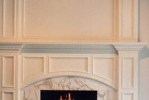 Fireplace Inspiration / Some gorgeous fireplaces that we absolutely just love!