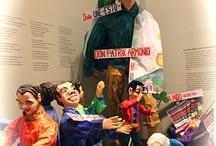 """""""Del monumento al pensamiento"""" Patrimonio de Colombia para la humanidad."""