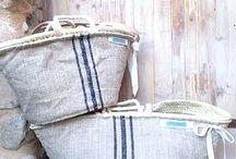 koše a kabelky