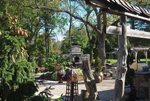 The Gardens in October