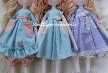 Handmade dolls / Handcraft dolls and softies. https://vintagerosesdolls.blogspot.hu/
