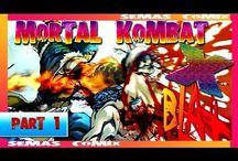 Mortal Kombat X / Легендарные комиксы от студии DC,  по мотивам такой же легендарной игры с названием MORTAL KOMBAT X. Смотрите и наслаждайтесь серией выпусков комиксов про MORTAL COMBAT X. Приятного просмотра!