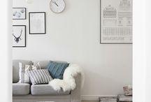 Apartment living decor