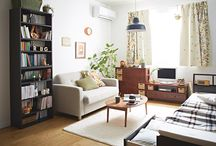 Apartment/Micro Apartment-House/Small Space