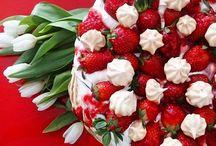 my cakes <3