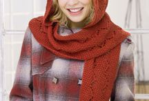 crochet hats,scarves,cowls & ear bands / by Kelly Thompson