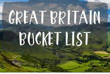 Places to put on your Bucket List | Traveling