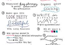 10 ways to make your notes prettier