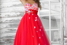 Possible prom dresses 2012 / by Hailey Blackburn
