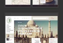 Web Design&Interface