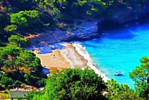 Other beaches near Fethiye Turkey