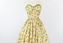 Vintage  / Vintage dresses