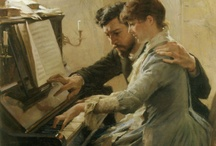 Making music in Art