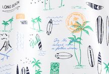 Conversational Prints / Conversational prints in fashion, textiles, stationery, home decor.