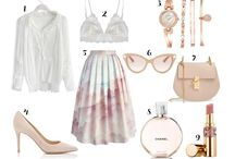 HS Wishlist / My wishlist of fashion and designer items