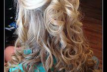 Wedding Hair / by Danielle Nadolny