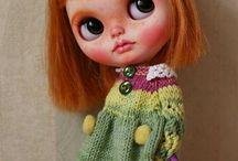 Блайз ( кастомные куклы ) _colombina_ / Блайзочки