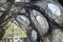 fiber in architecture