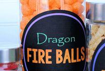 Dragon Ball Party