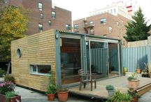 ISO Container Houses & Buildings / References of different houses and buildings made with ISO Containers.