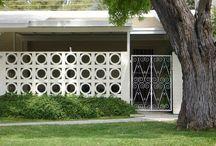 architecture.. modernist