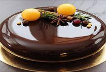 Торты, пирожные, конфеты