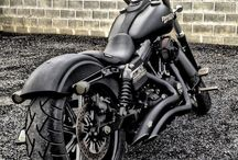 Harley Davidson / Motor Cycles