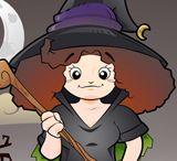 Halloween Scavenger Hunts