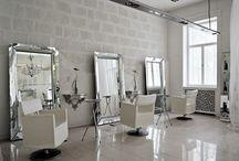 Hair Style salon / by Mária Vargáné Balázs
