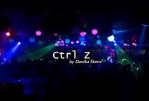 Ctrl Z, the novel. / A Pinterest board for Ctrl Z, by Danika Stone.