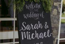 Real Wedding | Mike and Sarah