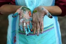 Painters' Hands