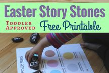 Easter craft story