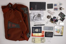 What's In Your Bag  / by Allie Coffey